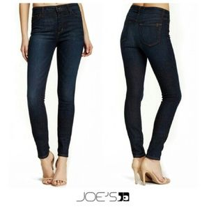 Joe's Jeans Arabella High Waist Dark Wash Jeans
